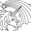 Unicorn Coloring Books Creative Fresh Coloring Outside the Lines