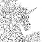 Unicorn Coloring Pages for Adults Excellent Coloring Page Coloring Page Amazon Unicorn Book Adult Gift for