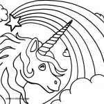 Unicorn Coloring Pages for Adults Excellent Fresh Coloring Outside the Lines