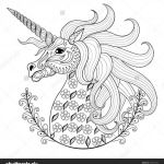 Unicorn Coloring Pages for Adults Exclusive Coloring Homey Ideas Adult Coloring Pages Animal Patterns Unicorn