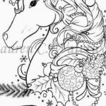 Unicorn Printable Coloring Pages Amazing Free Unicorn Coloring Pages Inspirational Unicorn Printable Coloring