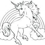 Unicorn Printable Coloring Pages Awesome Free Unicorn Coloring Pages – Number38fo