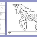 Unicorn Printable Coloring Pages Awesome Free Unicorn Colouring Pages