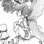 Unicorns Color Pages Beautiful Inspirational Fairy and Unicorn Coloring Pages – Lovespells