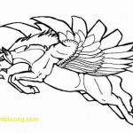 Unicorns Color Pages Inspired Unicorn Coloring Page