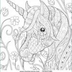 Unicorns Coloring Page Beautiful Awesome Unicorn Coloring Picture