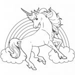 Unicorns Coloring Page Excellent Best Printable Coloring Sheet Unicorn for Kids
