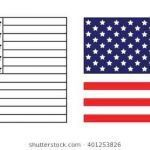United States Flag Printable Inspirational astounding New Jersey State Flag Coloring Page Inspirational Seal