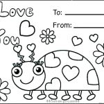 Valentine Coloring Pages Free Awesome Free Coloring Page Printables – Nicolereid