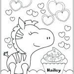 Valentine Coloring Pages Free Beautiful Valentines Day Pictures to Color and Print – Festivnation