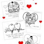 Valentine Day Coloring Pages Awesome Free Printable Valentines Day Coloring Pages Beautiful Valentines