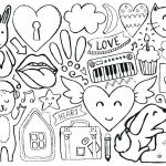Valentine Day Coloring Sheets Best Of Coloring Pages with Hearts – Chromadolls