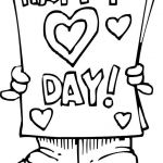 Valentine Day Coloring Sheets Inspirational √ Happy Valentines Day Coloring Pages and 100th Day Coloring Pages