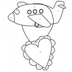 Valentines Color Pages Beautiful Valentines Day Coloring Page