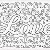 Valentines Day Coloring Pages Printable Amazing Elegant Valentines Day Coloring Page 2019
