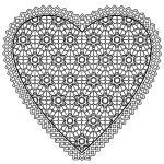 Valentines Day Hearts Coloring Pages Awesome 25 Valentines Day Hearts Coloring Pages Collection