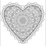 Valentines Day Hearts Coloring Pages Best Of 543 Free Printable Valentine S Day Coloring Pages