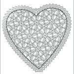 Valentines Day Hearts Coloring Pages Inspirational Coloring Pages Free Valentines Day Coloring Pages Free Printable