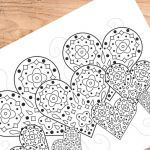 Valentines Day Hearts Coloring Pages Inspirational Intricate Hearts Coloring Page I Love Coloring