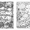 Vintage Christmas Coloring Pages Awesome Coloring Free Adult Christmas Coloring Pages Coloring Pages to