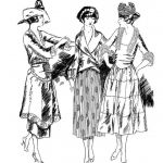 Vintage Coloring Pages for Adults Best Of Vintage Women Coloring Book 3 Fashion From the Early 1920s