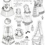 Vintage Coloring Pages for Adults Unique Lovely Vintage Dress Coloring Pages – Tintuc247