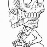 Walking Dead Coloring Pages Awesome Free Printable Day the Dead Coloring Pages Elegant Free Coloring
