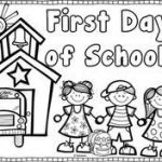 Welcome Back to School Coloring Pages Best 811 Best Back to School Images In 2019