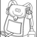 Welcome Back to School Coloring Pages Brilliant Back to School Coloring Page Freebie