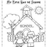Welcome Back to School Coloring Pages Marvelous Pin by Stannette Haggard On Preschool