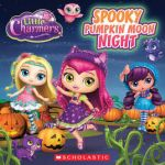 Welcome to Shopville Games Awesome Spooky Pumpkin Moon Night Little Charmers 8x8 Storybook On Apple