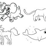 Wild Kratts Coloring Book Awesome Coloring Zoo Animals Games – Amconstructors