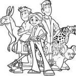 Wild Kratts Coloring Book Unique 31 Best Wild Kratts Images In 2018