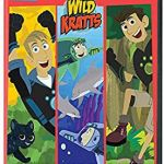 Wild Kratts Coloring Books Awesome Amazon Wild Kratts Triple Feature Predator Power Lost at Sea