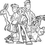 Wild Kratts Coloring Books Brilliant 31 Best Wild Kratts Images In 2018