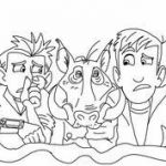 Wild Kratts Coloring Books Creative 50 Best Wild Kratts Party Images In 2013