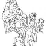 Wild Kratts Coloring Books Inspiration Collection Pbs Kids Coloring Pages asteknikyapi