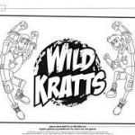 Wild Kratts Coloring Books Inspired 31 Best Wild Kratts Images In 2018