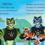 Wild Kratts Pictures Awesome Wild Cats Wild Kratts On Apple Books