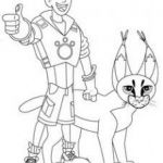 Wild Kratts Pictures Unique Wild Kratts Coloring Pages