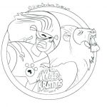 Wild Kratts Printables Amazing the Wild Coloring Pages – Golfpachuca