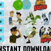 Wild Kratts Printables Awesome Wild Kratts
