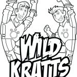 Wild Kratts Printables Wonderful the Wild Coloring Pages – Golfpachuca