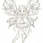 Winx Club Coloring Pages Awesome Free Printable Winx Club Coloring Pages for Kids Tamer
