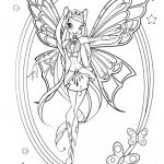 Winx Club Coloring Pages Awesome the Winx Club Coloring Pages