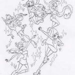 Winx Club Coloring Pages Best Bloom Transformation Sirenix Coloring Pages Hellokids
