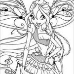 Winx Club Coloring Pages Best Winx Club Pixies Coloring Pages Fresh 210 Best Pixies