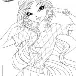 Winx Club Coloring Pages Excellent Luxury Temple Coloring Page 2019