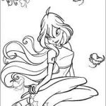 Winx Club Coloring Pages Excellent Winx Club Dark Bloom Coloring Pages Inspirational 51 Best Crafty