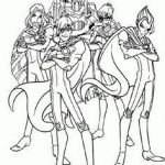 Winx Club Coloring Pages Marvelous New Winx Club Specialists Coloring Pages – Lovespells